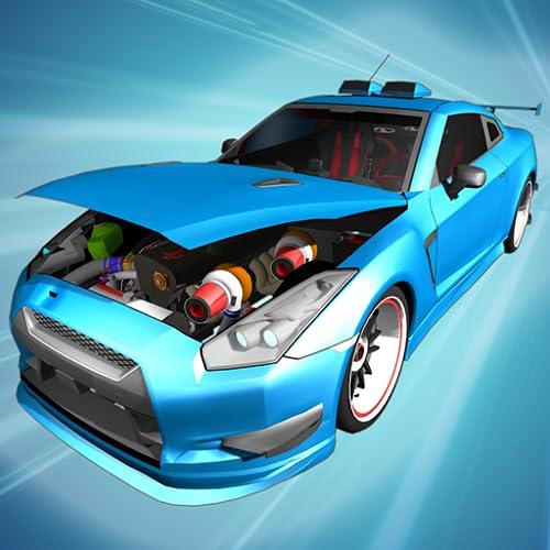 Reparieren Sie mein Auto: Garage Wars LITE - Wütende Straßenmechaniker!