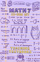 Math 7: Teaching Textbooks CD-ROM Set