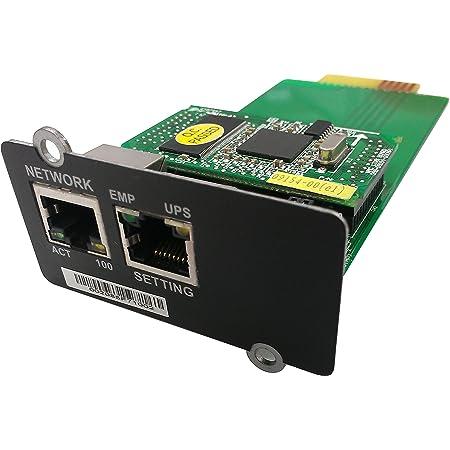 Powerwalker 10120517 Snmp Module Für Computer Zubehör