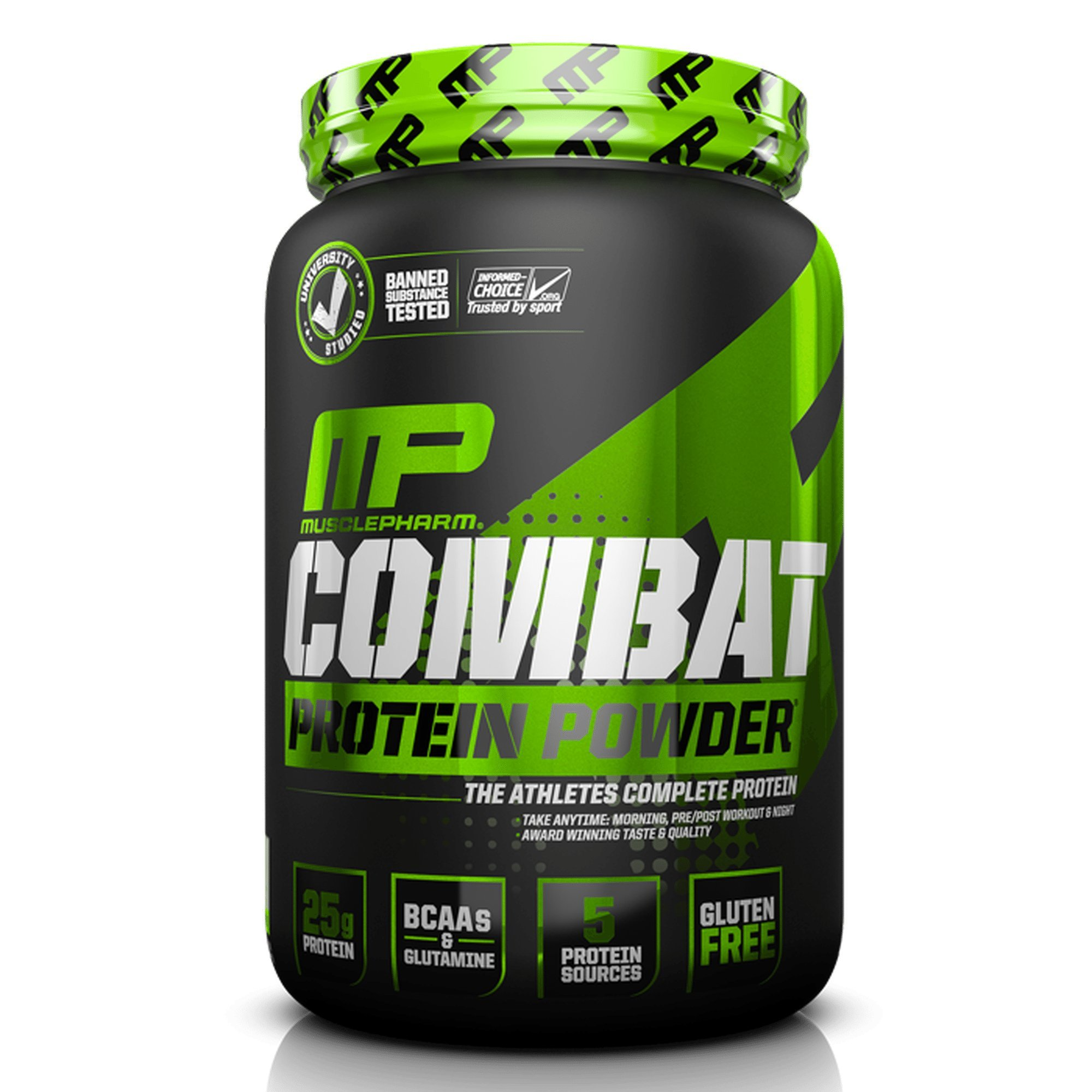 Amazon.com: MusclePharm Combat Protein Powder, 5 Protein Blend, Chocolate Milk, 2 Pounds, 26 Servings: Health & Personal Care