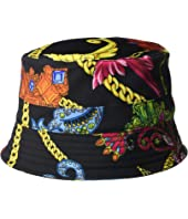 Versace - Flower & Chain Bucket Hat