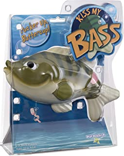 Kiss My Bass -- Funny Game or Novelty Gift!