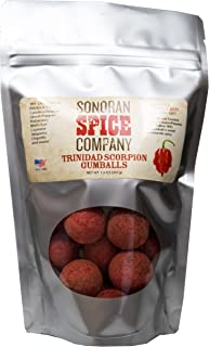 Sonoran Spice Trinidad Scorpion Gumballs, 7 Ounce