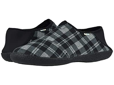 TOMS Rodeo (Black Twill Check) Men