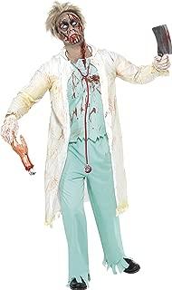 Smiffys Men's Zombie Doctor Costume