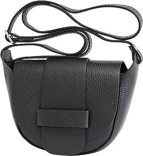 AmbraModa borsa piccola in pelle, borsa a tracolla, borsa a spella di donna, borsa da discoteca GL022