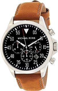 Michael Kors Men's Gage Brown Watch MK8333