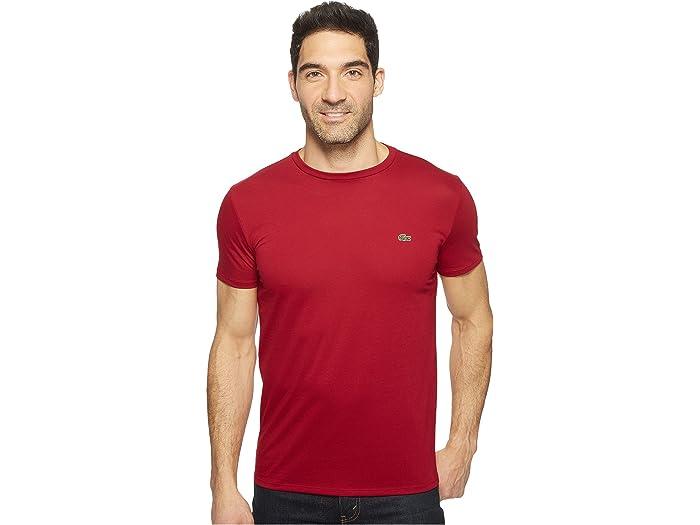 Lacoste Men/'s Long Sleeve Colorblock Jersey Hooded Choose SZ//color