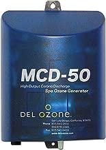 Del Ozone MCD-50U-12 Hot Tub and Spa Ozonator for Water Sanitation