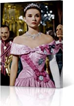 HB Art Design Audrey Hepburn Wall Art Roman Holiday Movie Beautiful Iconic Pose Iconic Decoration Made in The USA 40x30