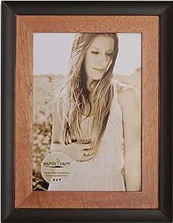 earth care Eco Friendly Photo Document Frames (735-Core-Espresso-5x7)