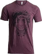 Medusa Head Portrait | Cool Greek Mythology Art Fashion for Men or Women T-Shirt