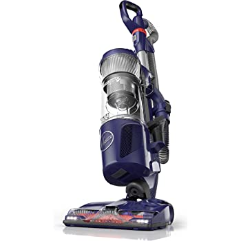 Hoover UH74210PC Power Drive Bagless Multi Floor Upright Vacuum Cleaner with Swivel Steering, for Pet Hair, Purple
