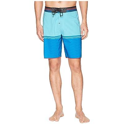 Rip Curl Mirage Cascade Ultimate Boardshorts (Blue) Men