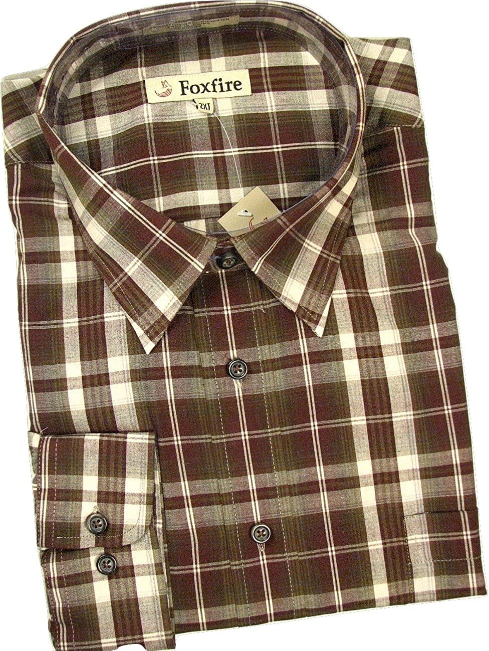 FOXFIRE 2 Pocket Poppa Shirt - 1151D