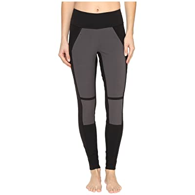 The North Face Hybrid Hiker Tights (Graphite Grey) Women