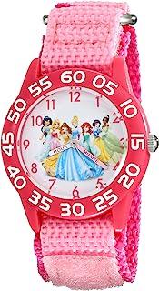 Kids' W001990 Princess Time Teacher Watch With Pink Nylon...