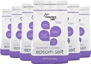 elixir epsom salts