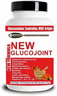 Glucosamina Coindroitina MSM Suplementos