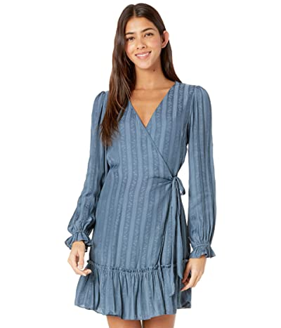 LOST + WANDER Cocktails in Corsica Wrap Dress