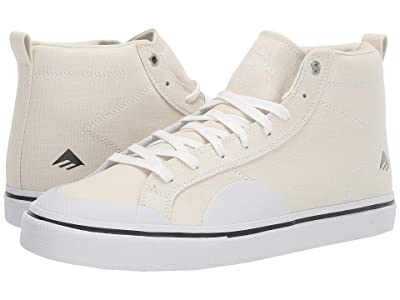 Emerica Omen Hi (White) Men