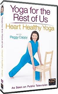 heart healthy yoga peggy cappy