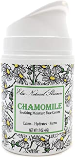 Natural Chamomile Face Cream Moisturizer Anti-Aging Inflammation Reducing