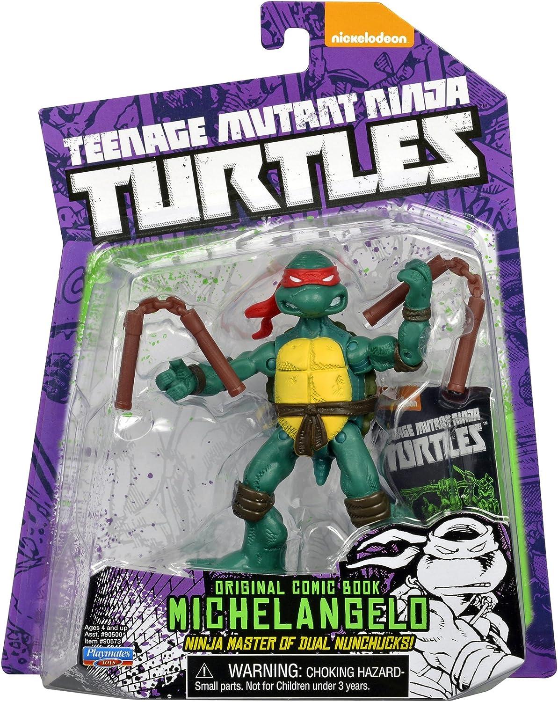 Teenage Mutant Ninja Turtles Original Comic Book MICHELANGELO