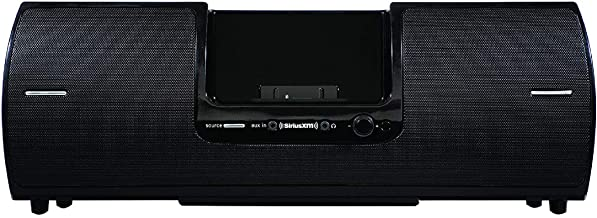 $109 » SiriusXM SXSD2 Portable Speaker Dock Audio System for Dock and Play Radios (Black)