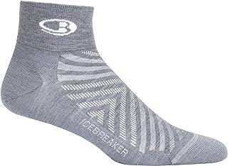 Icebreaker, Run+ Ultralight Cushion Mini Socks Calcetines atléticos Hombre