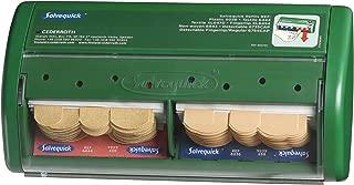 Bandage Dispenser, Green, Plastic
