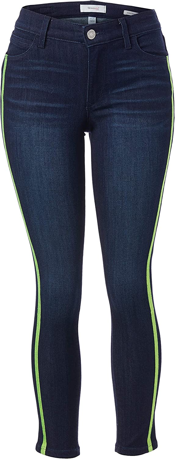 Skinnygirl Women's Sarah Skinny Injeanious Ankle Don't miss the 4 years warranty campaign in Stretch