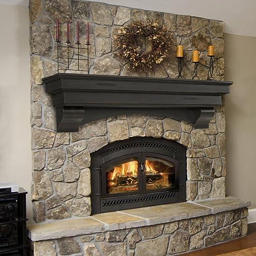 Fireplace Mantels Amazon Com