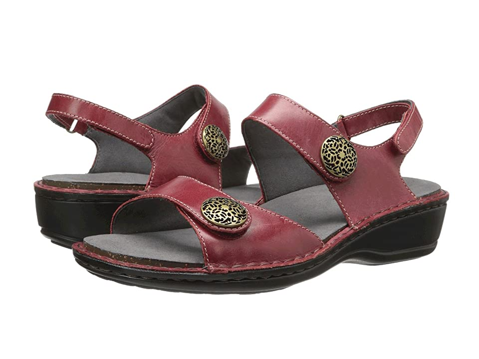Aravon Candace (Dark Red) Women