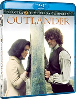 Tv Outlander - Temporada 3 [Blu-ray]