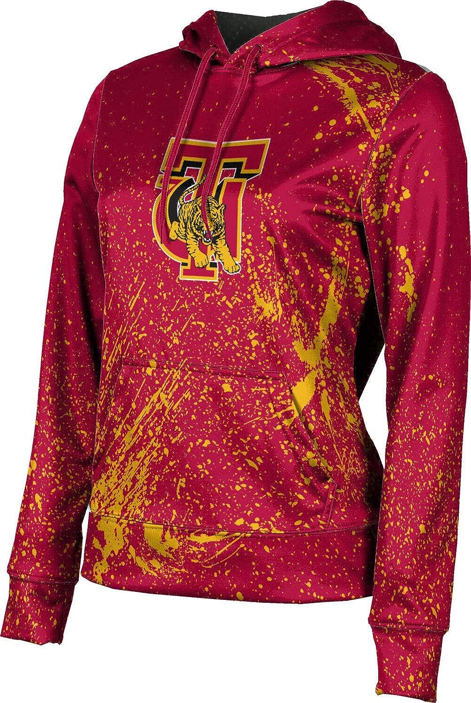 ProSphere Tuskegee University Girls' Pullover Hoodie, School Spirit Sweatshirt (Splatter)