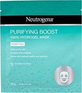 Neutrogena Purifying Boost Hydrogel Mask, 30g