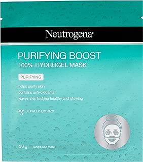 Neutrogena Purifying Boost Hydrogel Mask, 30g