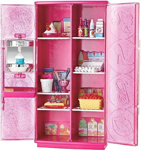 Mattel T9081 - Barbie M l  Kühlschrank mit Softeis-Bereiter