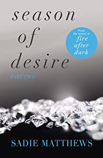 A Lesson of Intensity: Season of Desire Part 2 (English Edition)