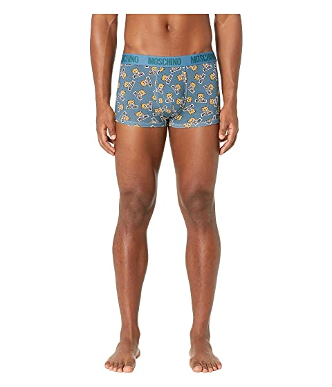Moschino All Over Underbear Trunk
