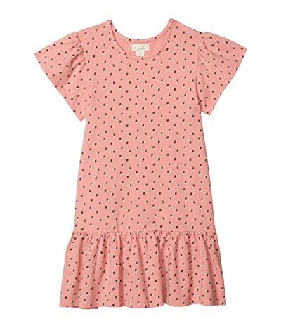PEEK Tori Dress (Toddler/Little Kids/Big Kids) (Rose) Girl