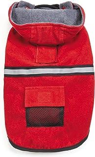 Casual Canine Reflective Hooded Jacket, Medium