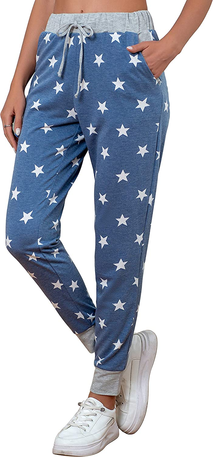 Max 84% Free shipping anywhere in the nation OFF GRECERELLE Women's Comfy Pajama Pants Wide Lounge Leg Drawstring