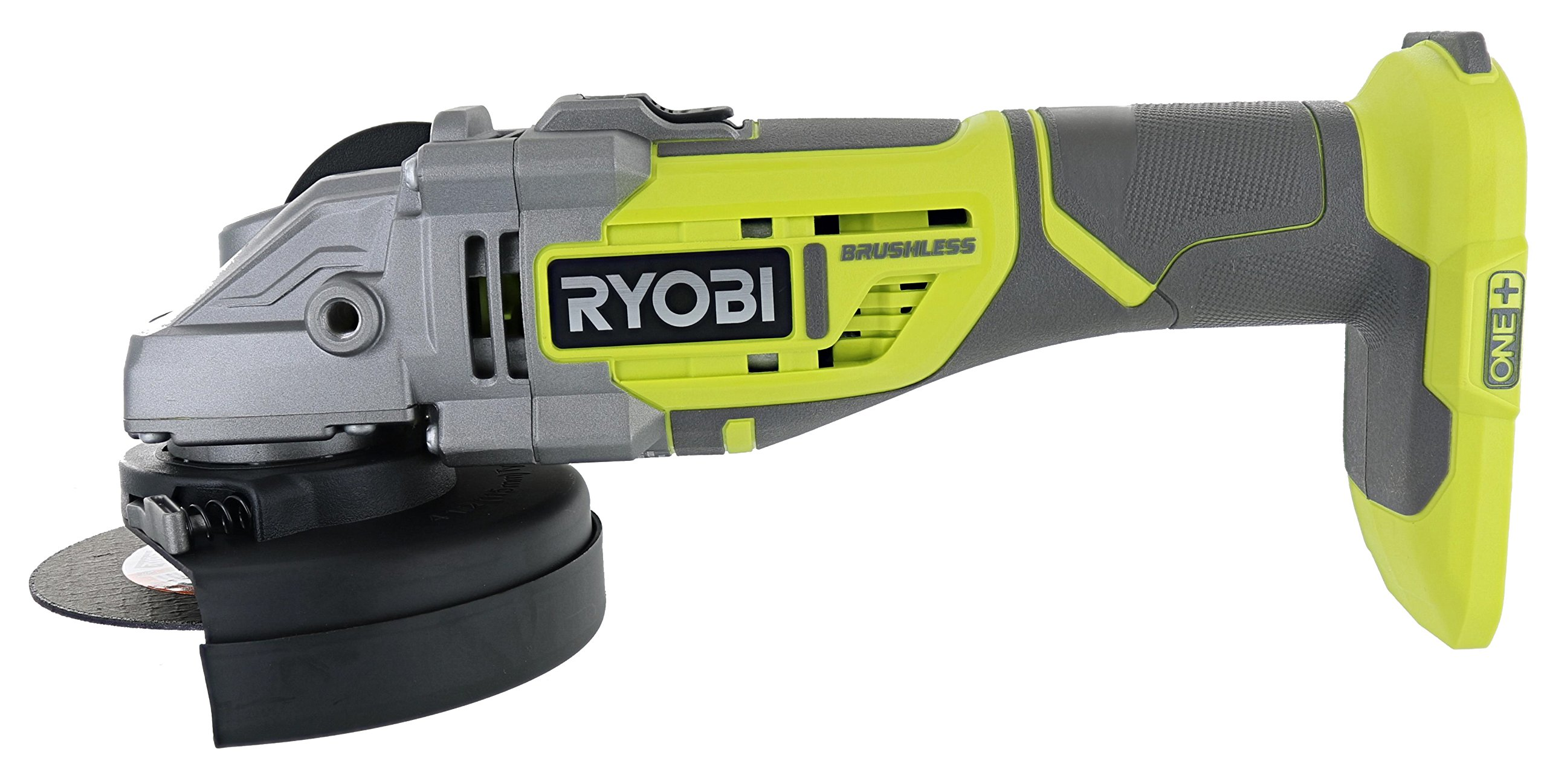 Brushless 4-1//2 in New RYOBI 18V ONE FAST SHIPPING Cut-off Tool Grinder P423