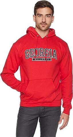 Georgia Bulldogs Eco® Powerblend® Hoodie 2