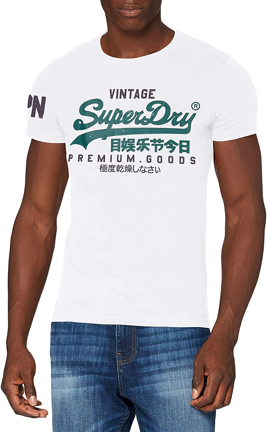 2021 autumn and winter new Superdry Vintage Sale SALE% OFF T-Shirt Logo