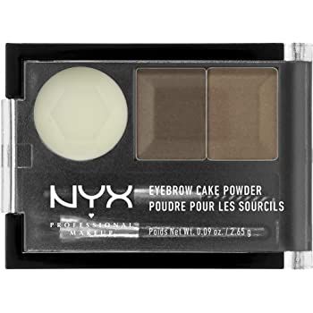 NYX PROFESSIONAL MAKEUP Eyebrow Cake Powder, Blonde