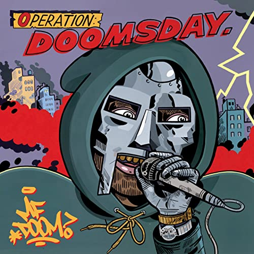 Operation Doomsday Complete Explicit By Mf Doom On Amazon