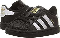 adidas Originals Kids Superstar (Infant/Toddler)